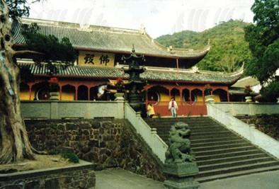 天童寺 - 文物保护 - 宁波文化遗产保护网