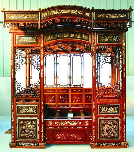 红木家具流派及特色