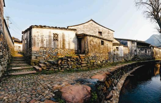 文化+旅游為傳統村落插上騰飛的翅膀